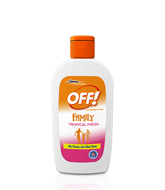 OFF!® Family Crema Tropical Fresh